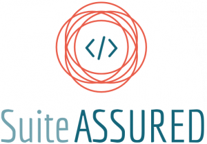 Open Source CRM SuiteAssured Logo