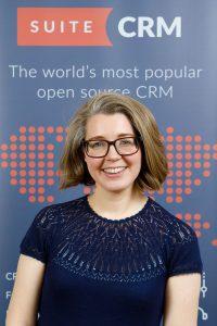 Ashley Nicolson finalist in Red Hat Women in Open Source Awards 2020