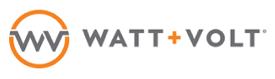 WATT+VOLT Logo