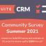 SuiteCRM Community Survey - Summer 2021